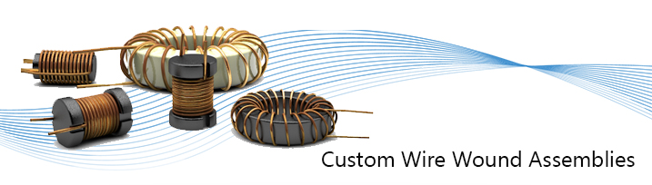 Custom Wire Wound Assemblies
