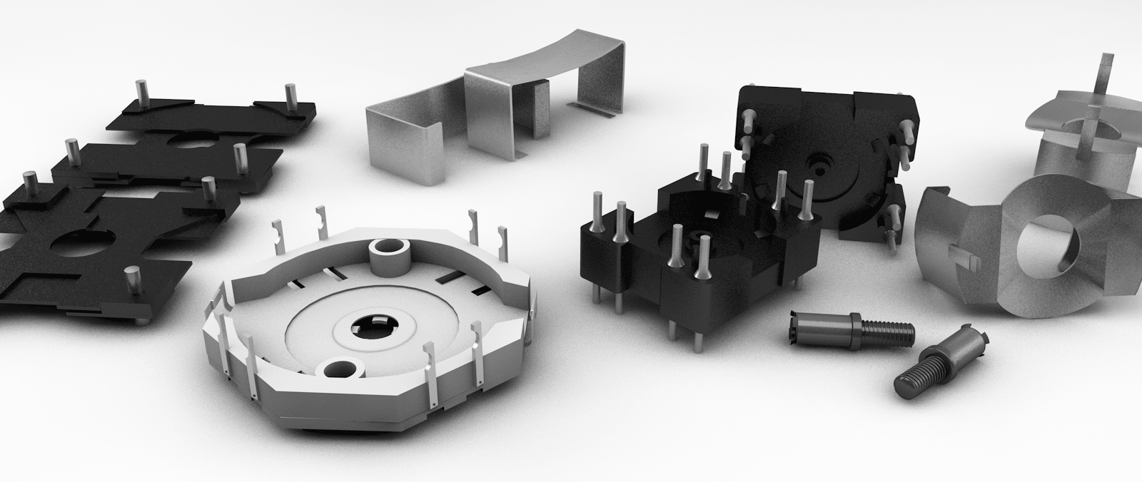 Magnetic and Ferrite Hardware by Allstar Magnetics